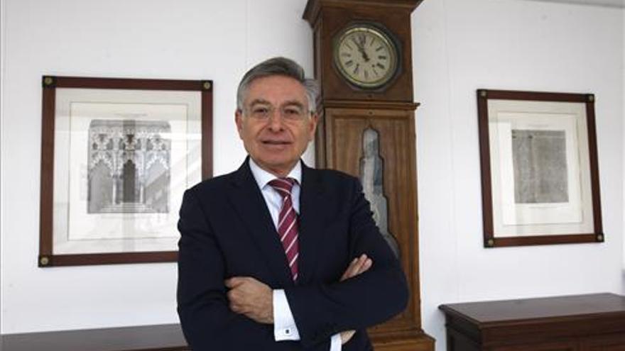 Sánchez Zamorano afirma que la Audiencia Provincial de Córdoba está «en mínimos»