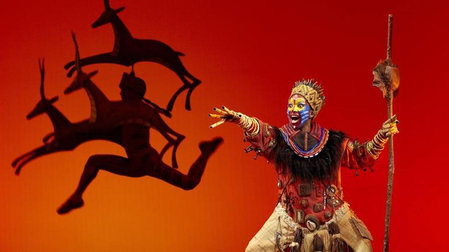 Cancelado 'El Rey León' hasta marzo y el musical 'Anastasia' cierra definitivamente