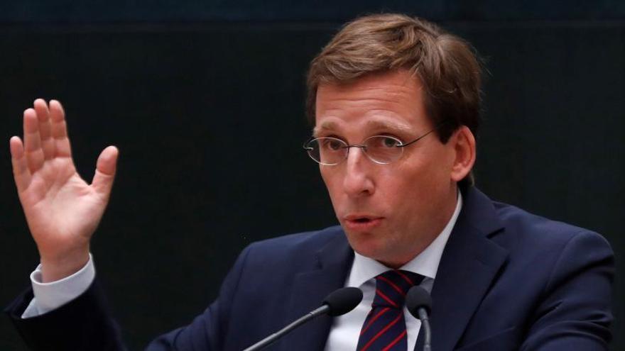 Almeida, el abogado del Estado que recupera Madrid