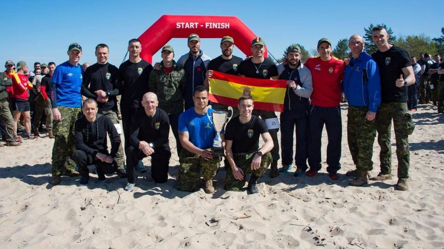 Misión en Letonia / Baltic Warrior 2018