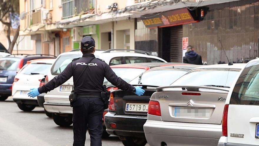 Dos detenidos en Mallorca e Ibiza por incumplir el confinamiento