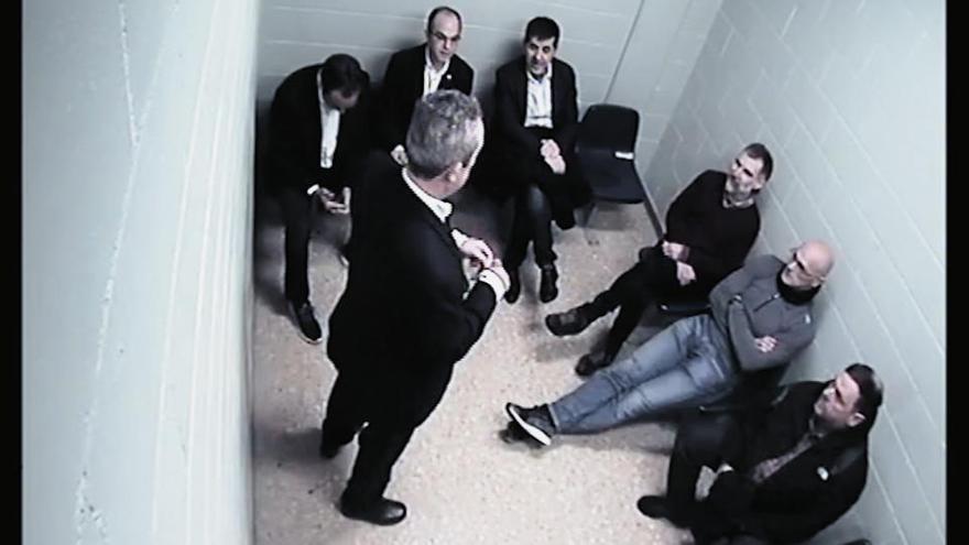 TV3 estrena una sèrie documental de Mediapro sobre el judici als líders independentistes catalans