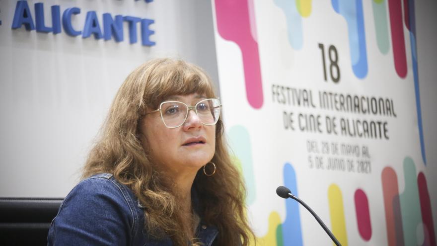 """Isabel Coixet: """"El rodaje en Benidorm fue uno de los más bonitos de mi vida"""""""