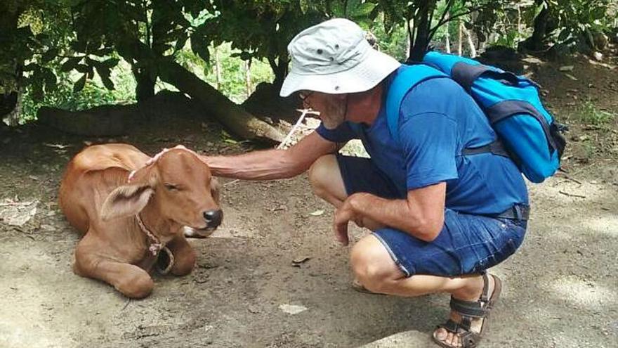 El excursionista que pasó la noche en es Galatzó: «Los guardias fueron muy amables, pero yo no necesitaba ayuda»