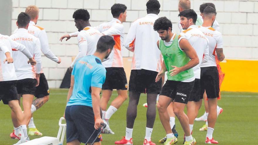 La primera final de la temporada para el Valencia