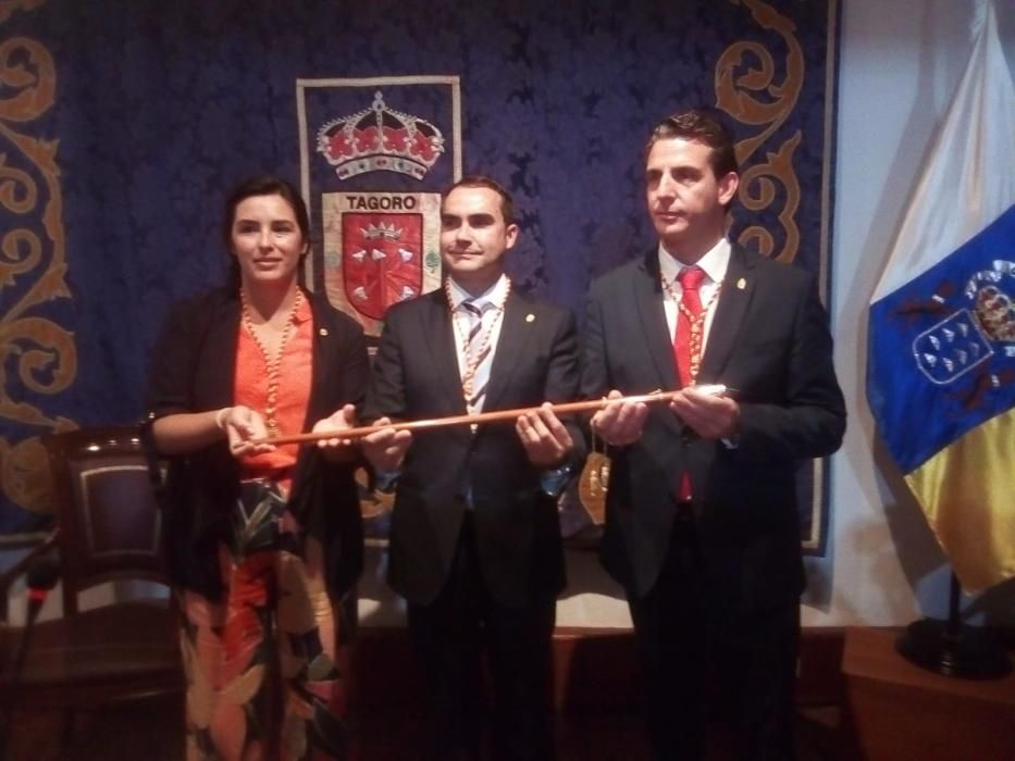 Negociaciones de pactos en los ayuntamientos de Tenerife, sábado 15 de junio