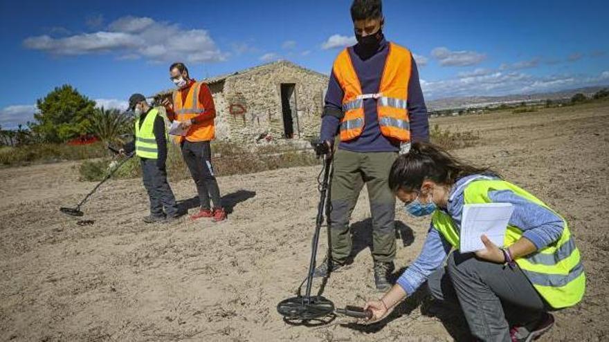 Hallan restos humanos en el campo de concentración más importante de la C. Valenciana
