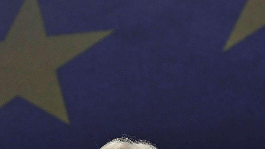 El Banco Central Europeo reserva la artillería anticovid para diciembre