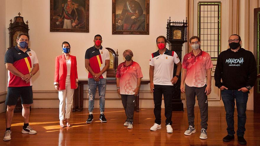 El cuerpo de élite del deporte coruñés