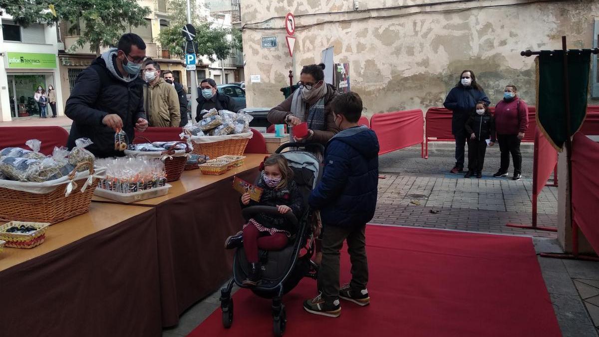 Vila-real revoluciona la recepción de cartas a los Reyes por el covid