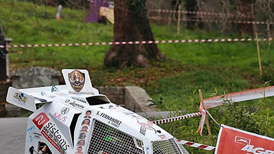 Presencia internacional en el IV Rallymix Cuntis Vila Termal