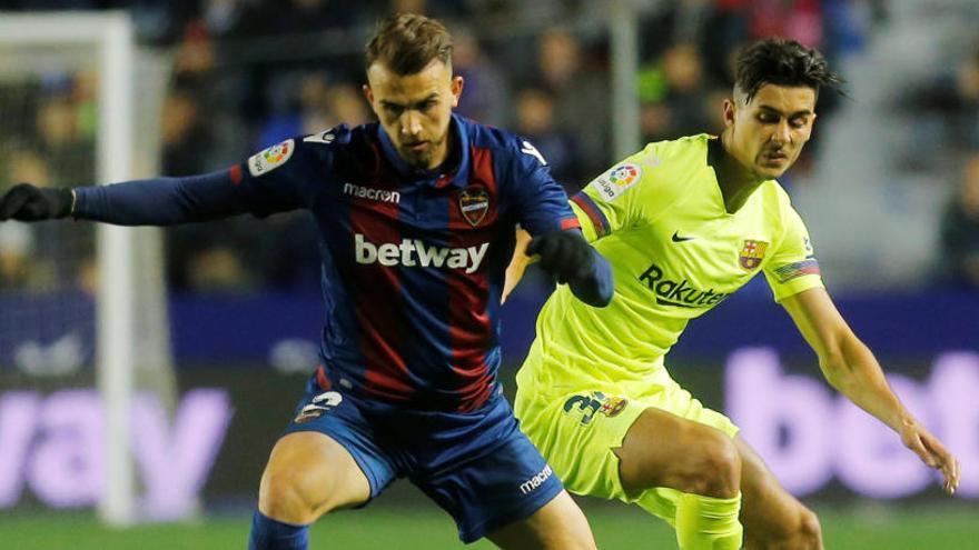 La jueza rechaza el recurso del Levante y mantiene al Barça en la Copa