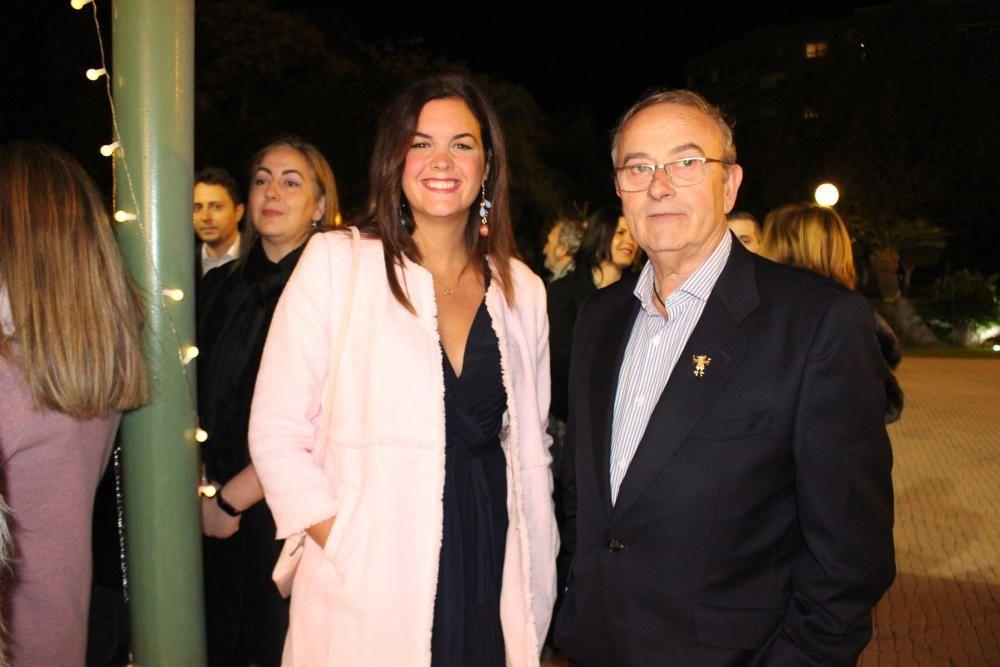 Homenaje a la fallera mayor de València 2019, Marina Civera
