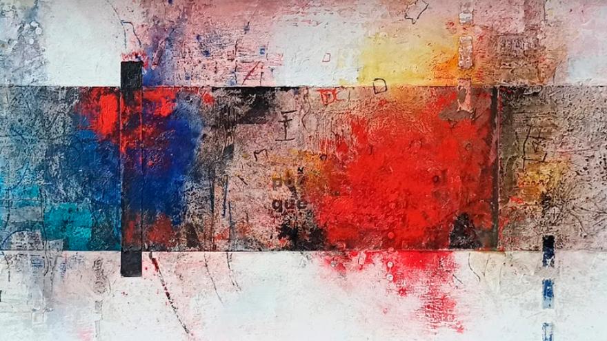 Pablo Rodríguez Guy: 50 años de luz y color