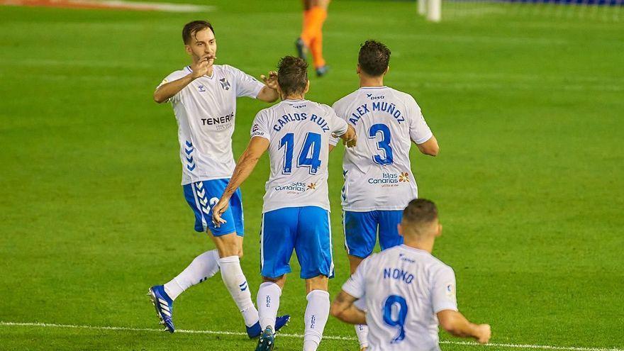 El Tenerife lleva desde 1997 sin derrotar al Rayo en Vallecas en Liga