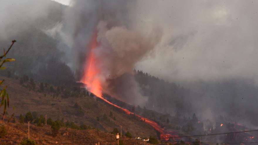 Els evacuats pel Volcà són uns 6.000 després dels últims desallotjaments