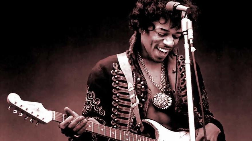 Jimi Hendrix, una leyenda viva 50 años después de su muerte
