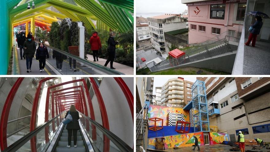 Vigo, la ciudad de las cuestas que escala imparable