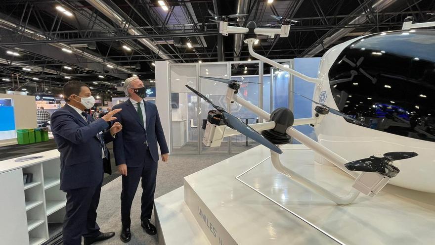 Zaragoza quiere regular su espacio aéreo para facilitar el uso de drones