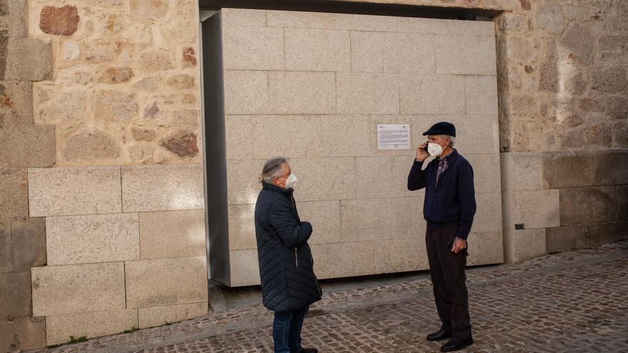 La suspensión inesperada con AstraZeneca provoca el caos en Zamora