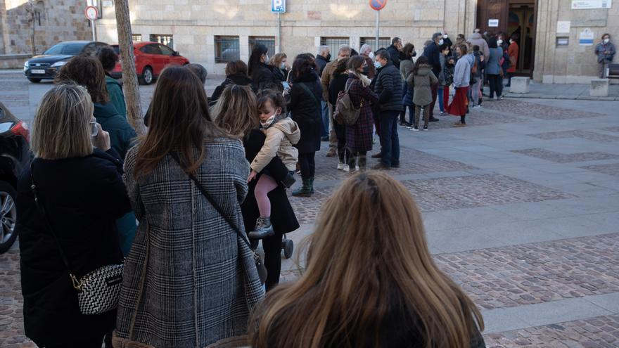 Zamora pide cultura a gritos