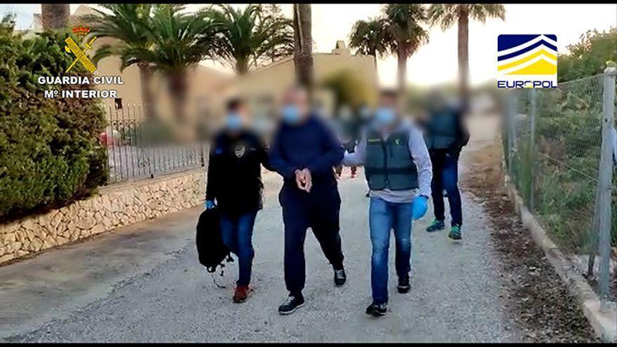 Detenido en Altea un captador del DAESH que contactaba con jóvenes en internet para radicalizarlos