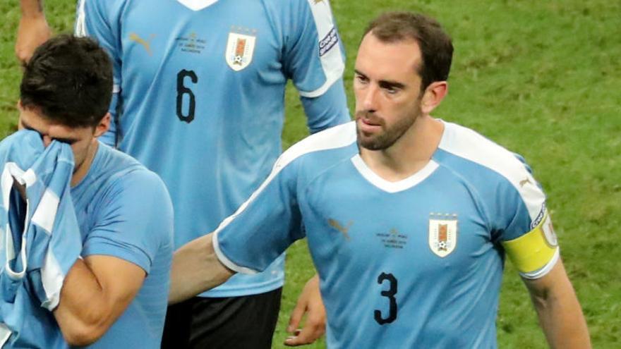 Godín ficha por el Inter de Milán hasta 2022
