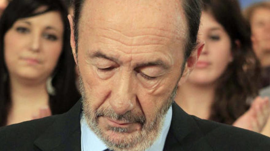 """Rubalcaba: """"Tenemos un proyecto de oposición sólido"""""""