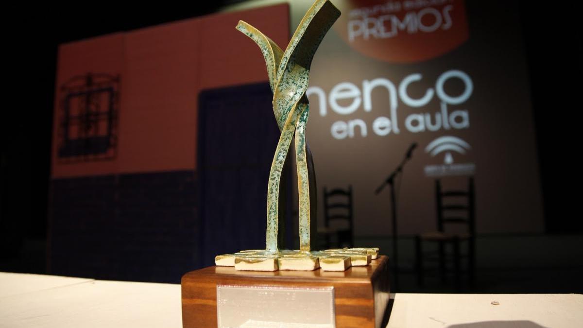 Premios Flamenco en el Aula