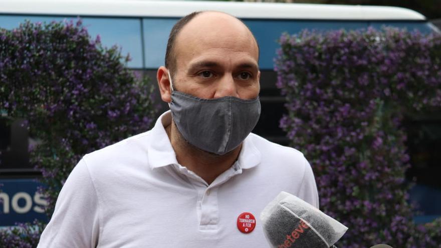Òmnium avisa que el judici «posa en risc la mateixa democràcia»