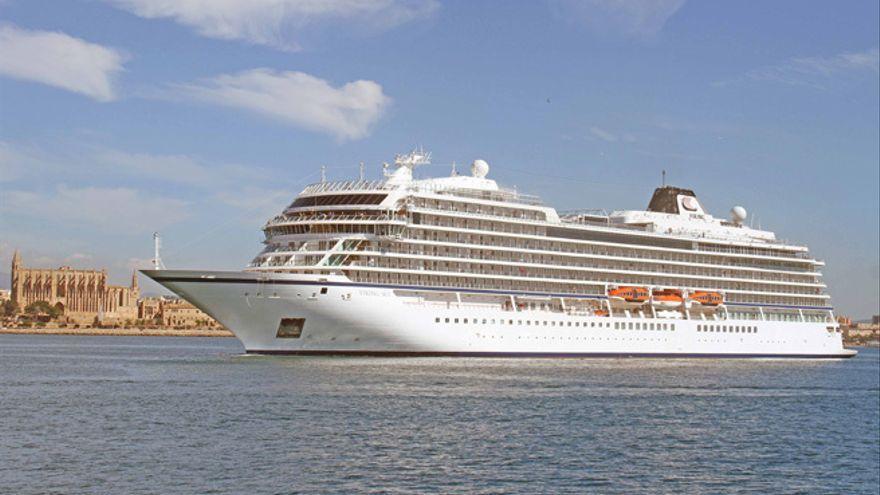 El puerto recibe al primer crucero desde el inicio de la pandemia