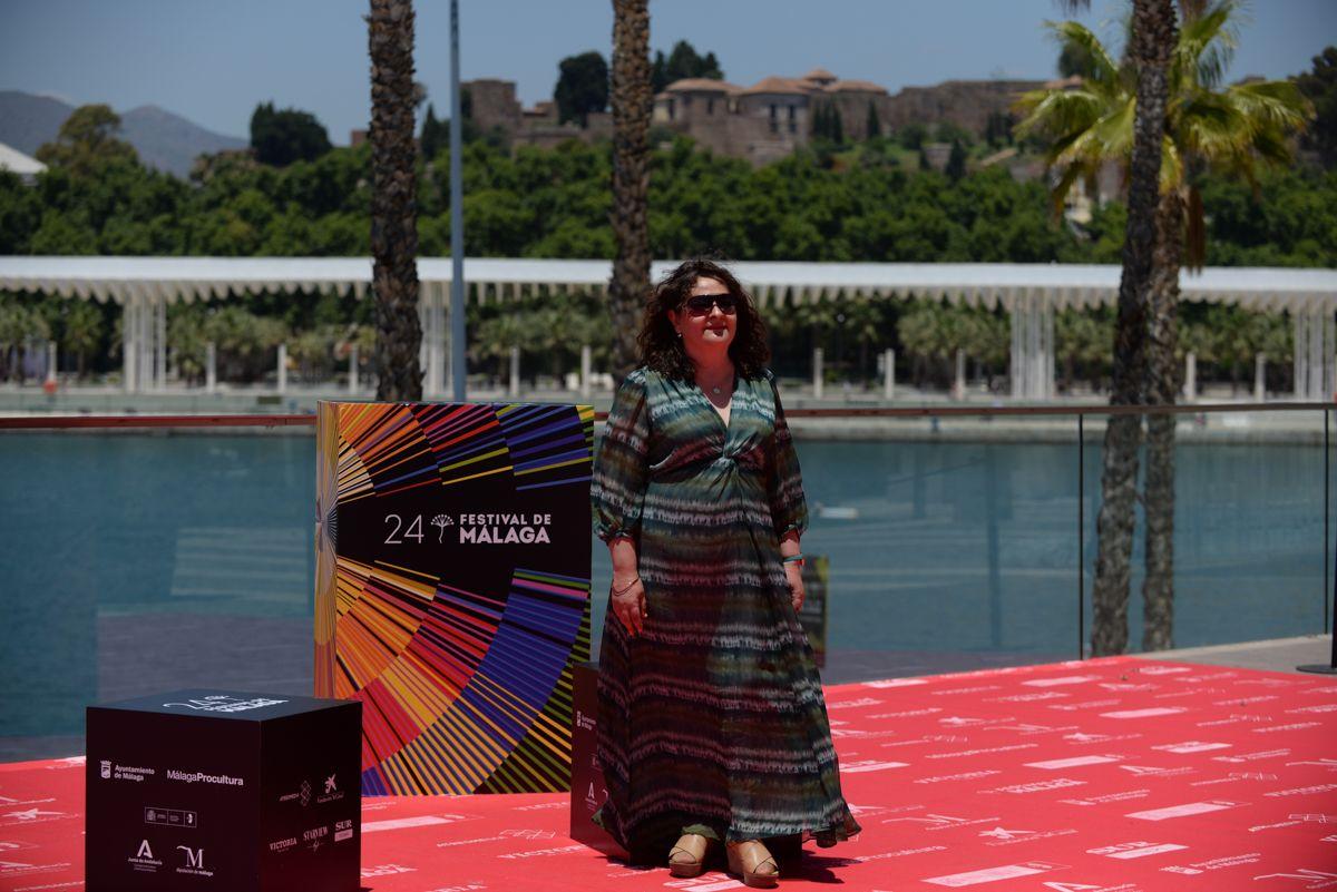 Las imágenes del photocall de 'Destello bravío' en el 24 Festival de Málaga