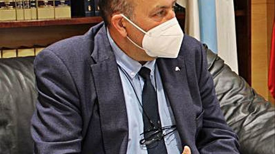 Rogelio Martínez, nuevo director gerente de Expourense