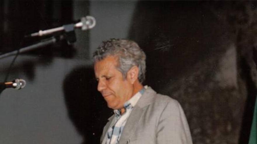 Un maratón literario ensalzará la figura del poeta Manuel Pacheco