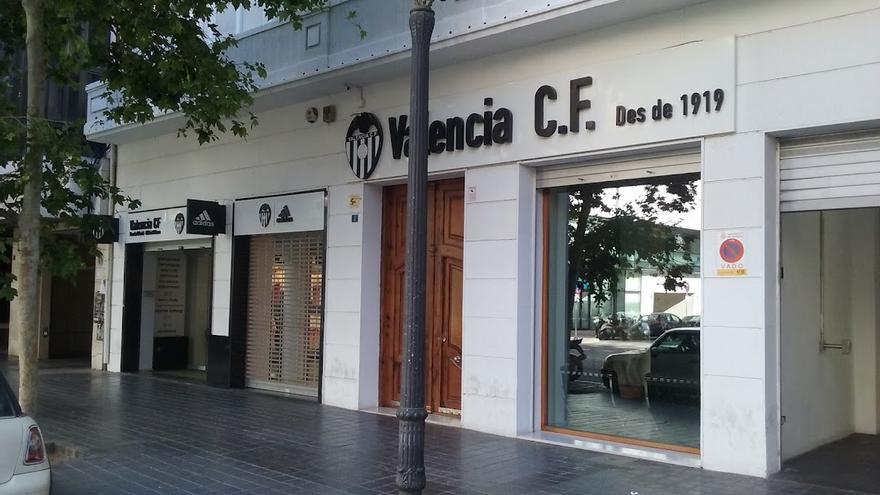 Dos despidos más en la lista del Valencia CF
