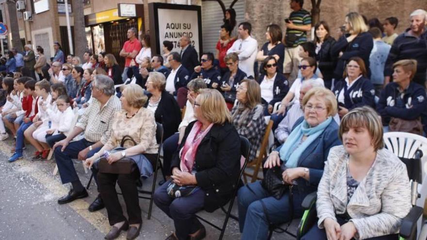 La Cavalcada de Festes, humor y crítica en Vila-real
