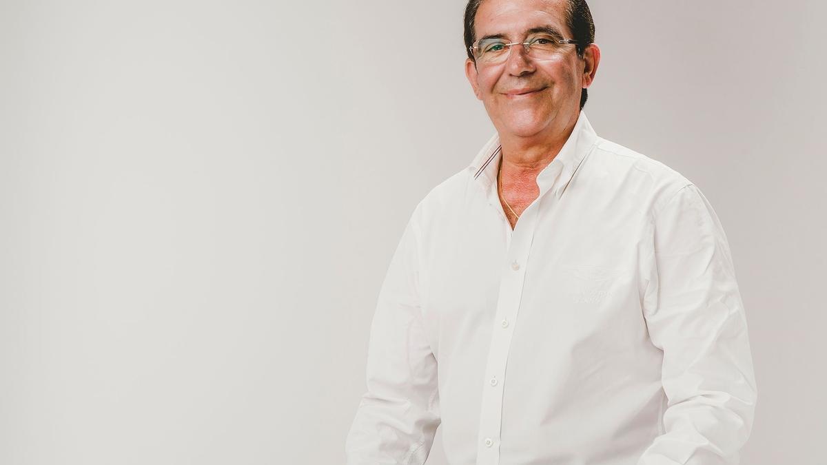 El concejal del PP de Gandia (Valencia Antonio Rodríguez