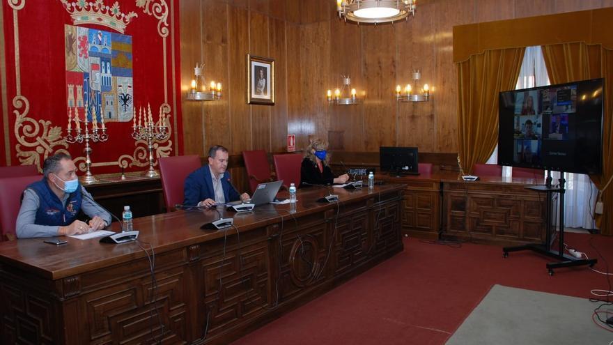 Requejo pide una reunión a la ministra de Hacienda sobre los fondos para Zamora