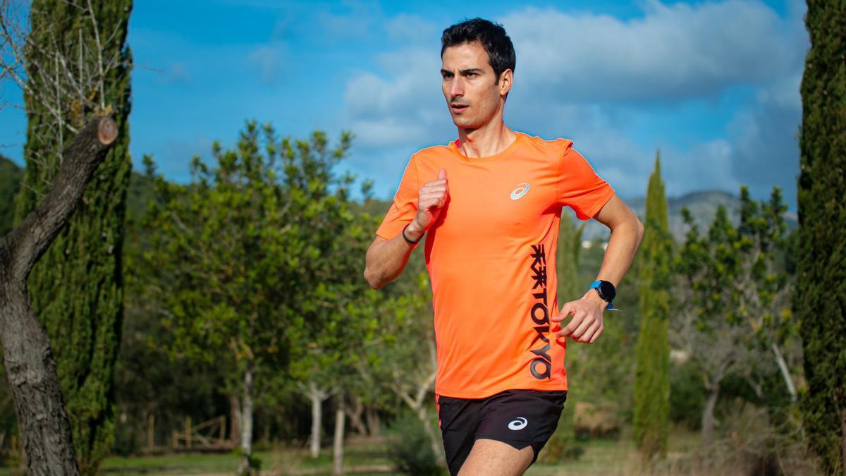 El triatleta mallorquín Mario Mola