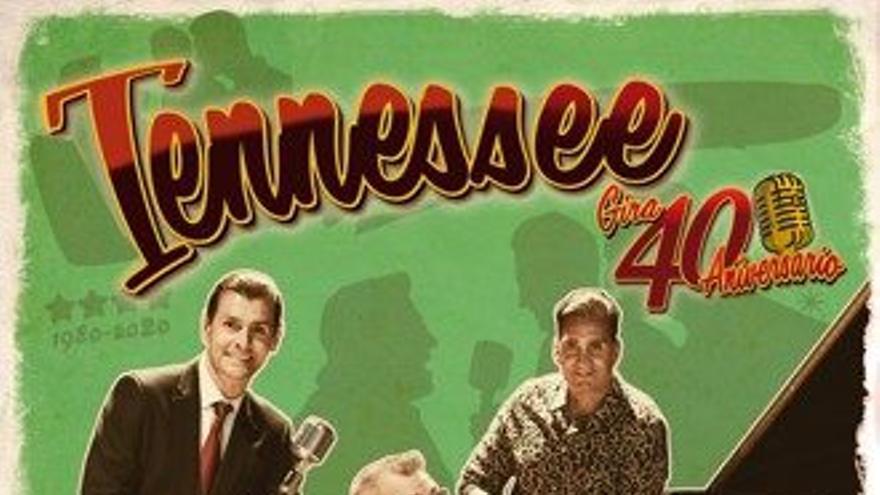 Tennesse gira 40 aniversario