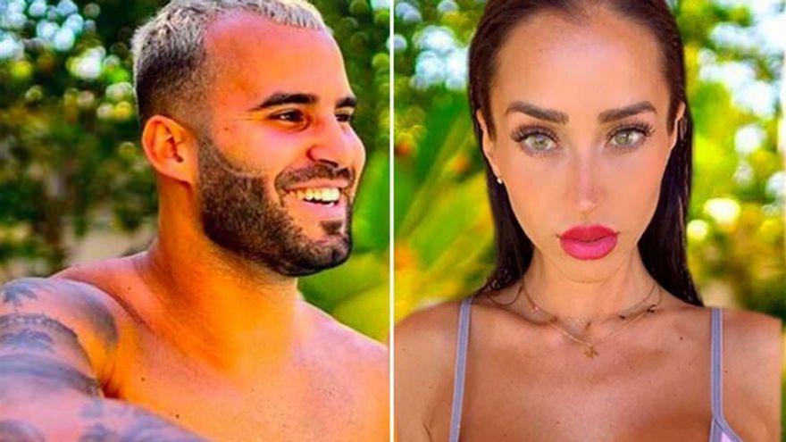 Jesé y Aurah Ruiz, ¿juntos otra vez?: El futbolista le regala un bolso de 1.350 euros