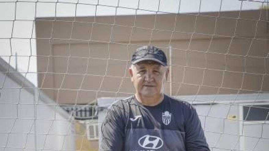"""'Manix' Mandiola: """"Volver a la normalidad en el Atlético Baleares puede darnos muchos puntos"""""""