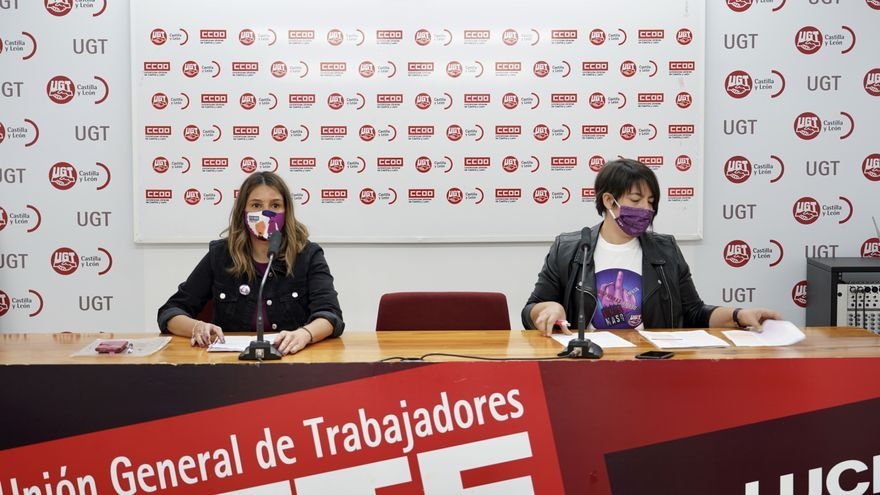 Menos denuncias por violencia machista y peor convivencia durante la pandemia en Castilla y León