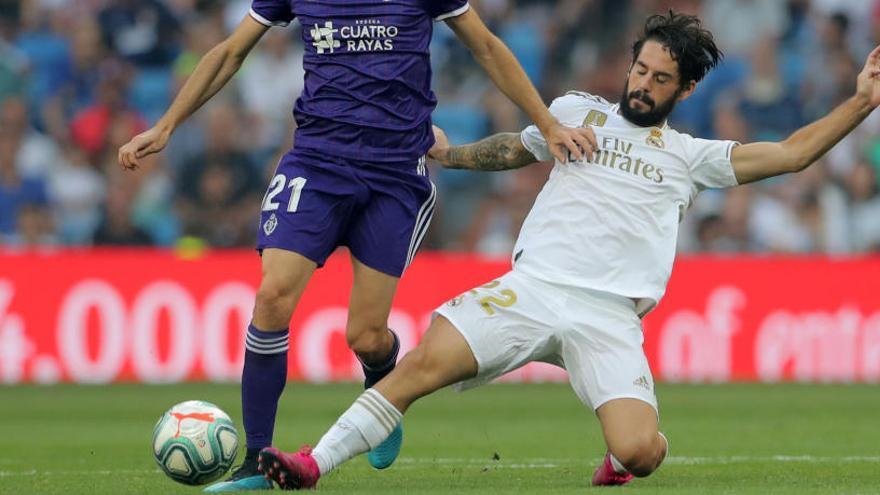 El Madrid amplia la llista de lesionats amb Isco Alarcón