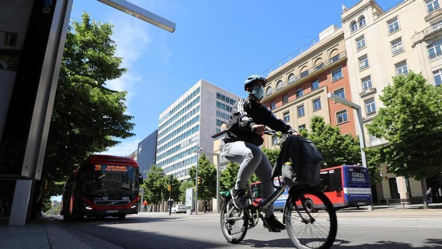 Aragón lanza la bici a la conquista de los polígonos industriales