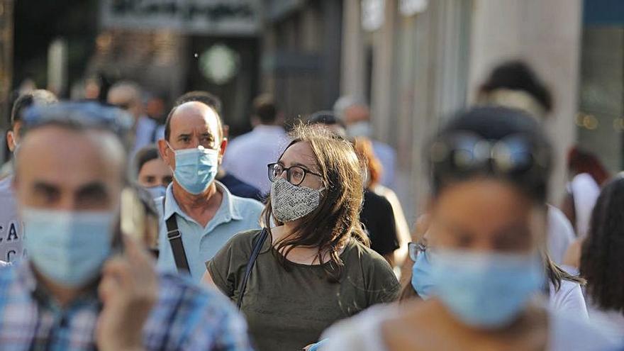 El uso continuado de la mascarilla es clave para frenar la pandemia