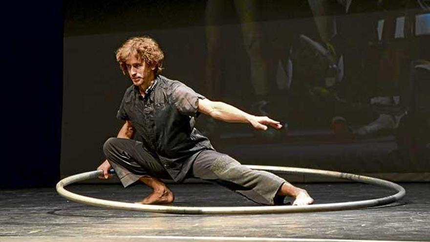 Palma, un escenario de danza
