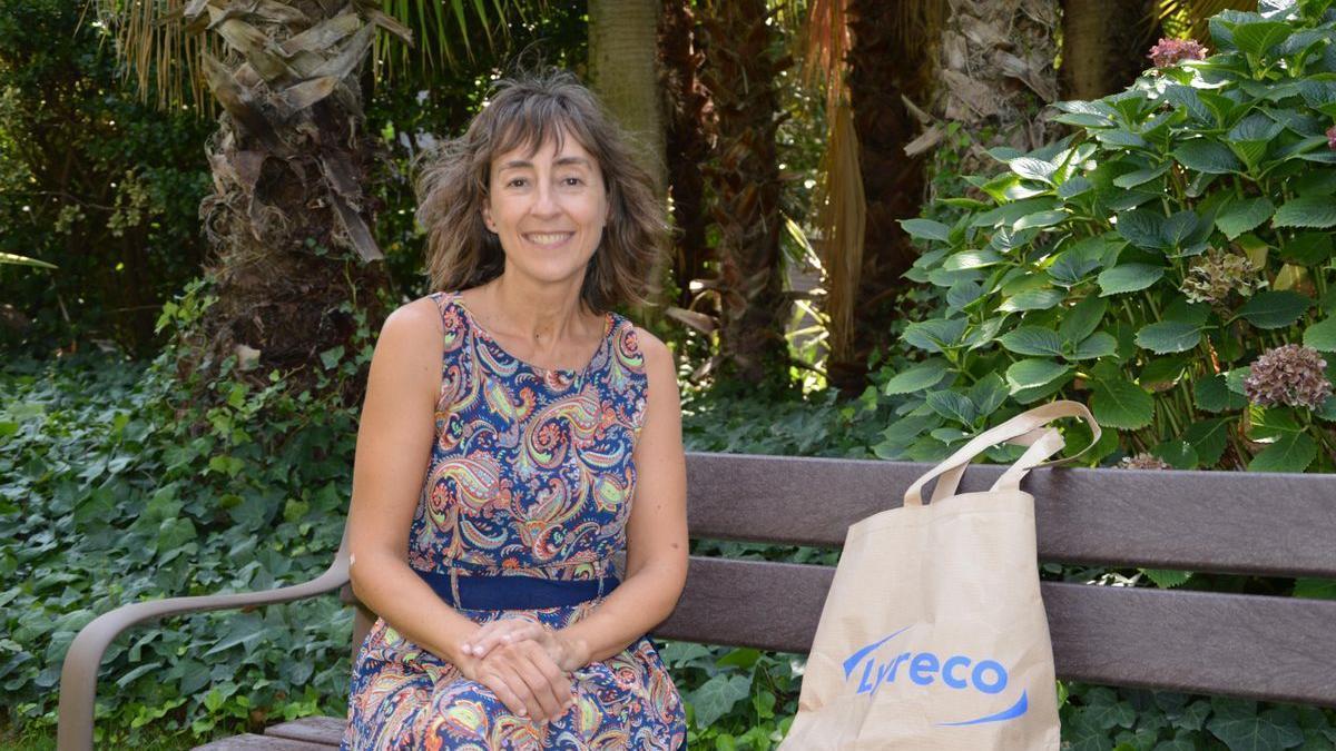 Marta Flores i Pallarès, la directora de Calidad, Seguridad y Sostenibilidad de Lyreco Iberia.