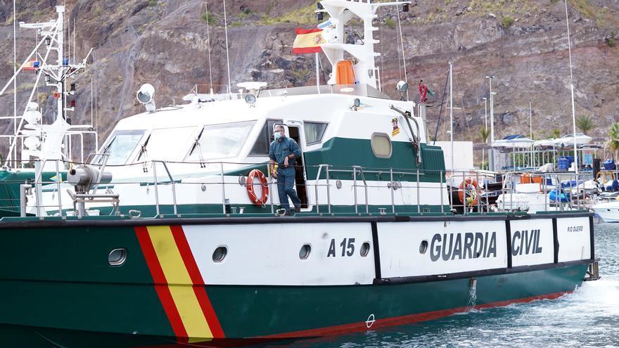 Los investigadores sospechan que Gimeno pudo usar piedras para lastrar los cuerpos de Anna y Olivia en el mar