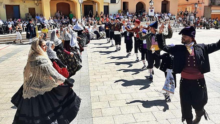 Les danses tradicionals berguedanes s'exhibiran en una ballada a Berga